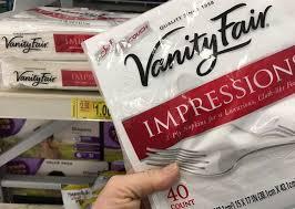Vanity Napkins Vanity Fair Napkins Only 0 50 At Walmart Reg 1 98 The