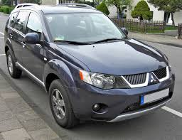 2000 Mitsubishi Outlander Mitsubishi Outlander 3 0 2008 Auto Images And Specification