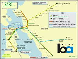 bart extensions san francisco s bart railfan guide