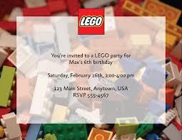 design printable lego ninjago birthday invitations free with