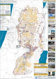 Israel Map 1948 Map Checkpoints And Closures American Muslims For Palestine