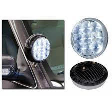 whelen led spotlight replacement p46slc fleet safety