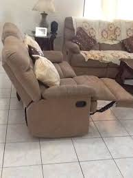 3 piece sofa set with leg rest classified ad furniture and