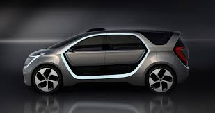 bmw minivan concept the chrysler portal is the all electric self driving minivan for