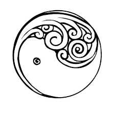 yin yang new beginning tattoo design yin yang tattoo designs