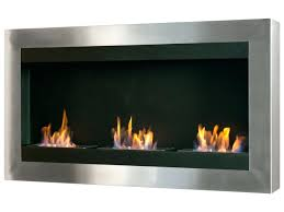 modern ventless natural gas fireplace wall mounted vent free