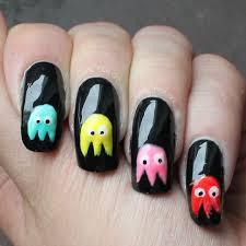 gelic u0027 nail art ncc presents whole june theme video game nail art
