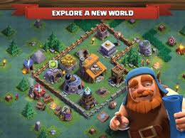 hacked apk clash of clans mod unlimited gems coins v9 434 3 apk