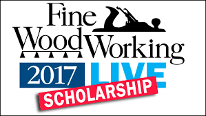 fine woodworking live scholarship finewoodworking