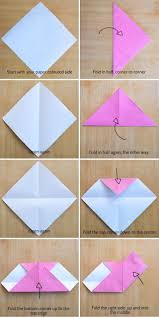 make an origami heart kidspot