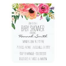 pastel baby shower invitations announcements zazzle