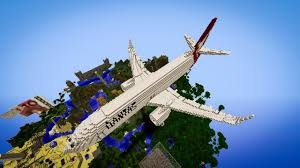 Minecraft Project Ideas Plane Fly Projects Blueprints Minecraft Seeds Pc Xbox Pe Ps4