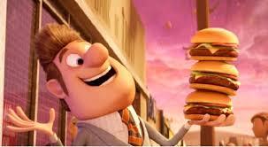greed artifice hamburgers feast