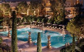 vegas u0027 best pools from dayclubs to djs travel leisure