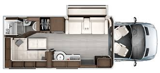 Open Range Fifth Wheel Floor Plans by Unity Floorplans Leisure Travel Vans