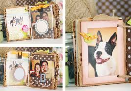 Dog Scrapbook Album Mini Album Project Using Your Scraps Kevin U0026 Amanda Food