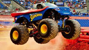 monster jam superman monster trucks monster jam
