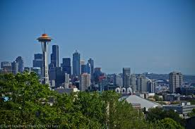 Hamilton Viewpoint Park West Seattle Washington by The Best Views Of Seattle