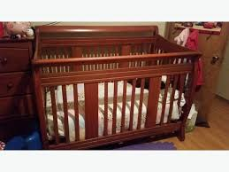 Storkcraft Tuscany Convertible Crib Sold Pending Storkcraft Tuscany 4 In 1 Stages Convertible