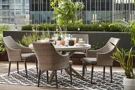 3 patio looks for spring stephanie sterjovski