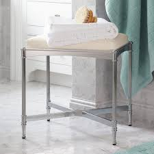bathroom vanity benches for on intended pertaining to stylish