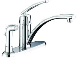 Kitchen Faucet Spray Sink U0026 Faucet Stainless Steel Lowes Kitchen Faucets With A