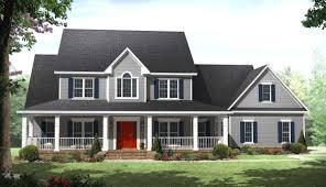 farmhouse plans wrap around porch southern house plans wraparound porch tedx decors beautiful