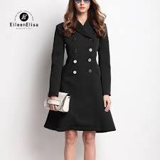 runway coat women 2017 black dress coats in wool u0026 blends from
