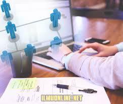 membuat struktur organisasi yang menarik cara membuat struktur organisasi kelas di word yang menarik