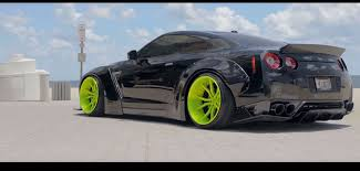 stanced nissan skyline neck break stanced nissan r35 liberty walk by xn works w video