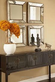 decor designs artistic designs for living foyer decor foyers console tables