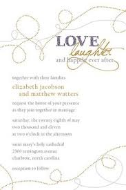 Wedding Invitation Verses Come For The Love Stay For The Party