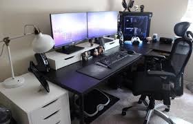 Gaming Desk Cheap by Looking For A Cool Ideas For You To Play Your Video Games Then