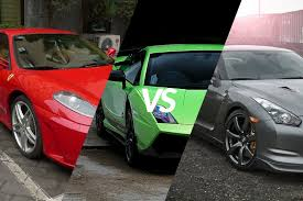 f430 vs lamborghini gallardo jazda lamborghini gallardo vs f430 za kierownicą go
