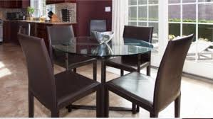 Round Dining Table With Armchairs Crate And Barrel Furniture Ebay
