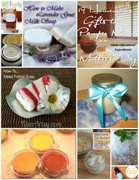 Homemade Gift Ideas by Condo Blues 19 Homemade Gift Ideas To Pamper Mom On Mother U0027s Day