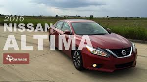 Nissan Altima Sport - the 2016 nissan altima reviewed designed to move txgarage