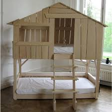 Sale On Bunk Beds Apartments Treehouse Bunk Bed Lime Wood Tree House Plans Beds