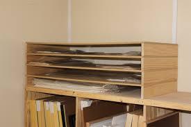 Wood Flat File Cabinet by Flat Files Davidwillison
