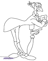 ichabod and mr toad coloring pages disney coloring book
