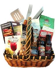 Bbq Gift Basket Gift Baskets Canada