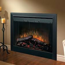 Realistic Electric Fireplace Realistic Electric Fireplace Logs Electric Fireplace Insert Heater
