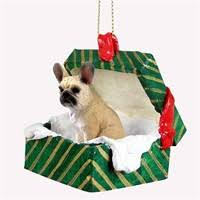 bulldog ornaments by yuckles