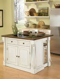 kitchen island with built in dining table cherry wood dining room