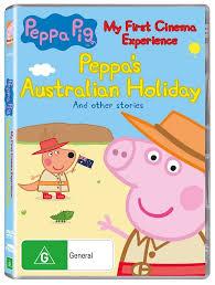 Peppa Pig 2017 Book Peppa Pig Peppa S Australian Dvd Release 20 Sep 2017