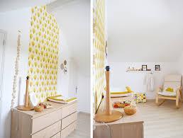 chambre b b jaune chambre bébé retro déco ancienne et jolis meubles d antan bébé
