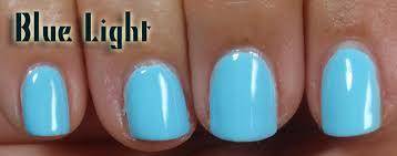 paillette a little nail polish journal light blue comparisons
