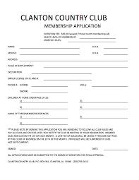 club info u2013 clanton country club