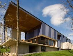 vintage brown vujcich house by bossley architects idolza