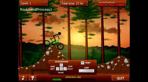 motocross madness play online stickpage online games stickman games dirt bike game youtube